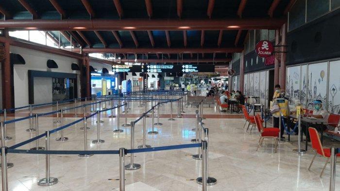 Idulfitri 1440 H, Bandara Soekarno Hatta Minim Jumlah Penerbangan