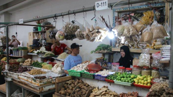 Cegah Virus Corona, Bule Dilarang Masuk Pasar Tradisional