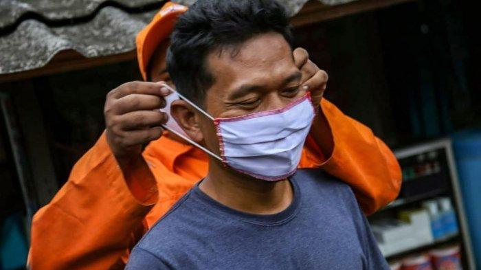 Kerap Pakai Masker Kain yang Sama Tanpa Dicuci Lebih Dulu? Hati-hati Bahaya Ini Mengintai