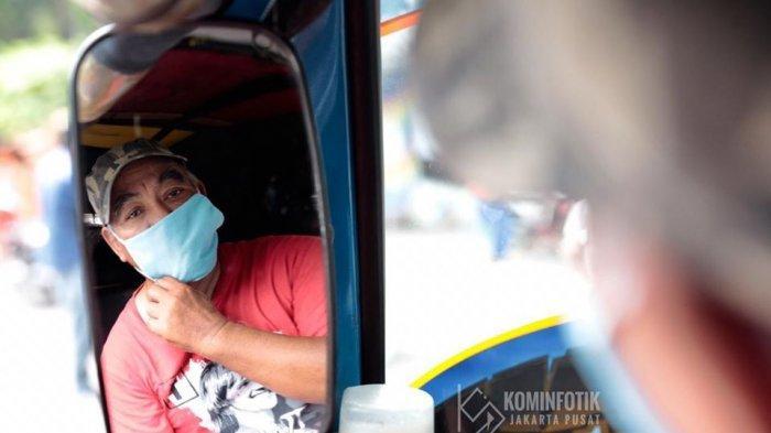 1.526 IKM dan UKM di Jakarta Produksi 20 Juta Masker Kain, Anies Bicara Soal Penjahit