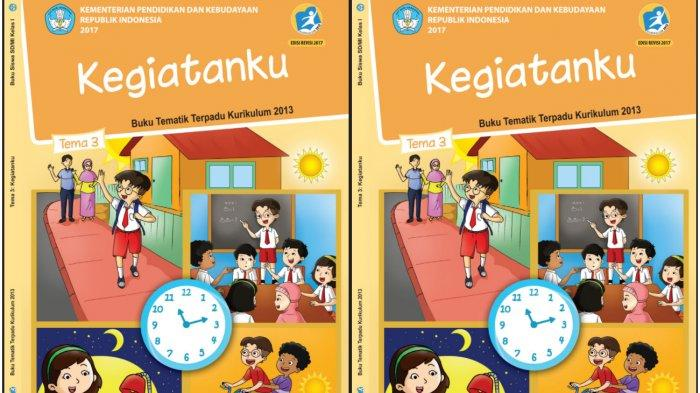 Apa Ciri Khas Keadaan Pagi Hari? Kunci Jawaban Buku Tema 3 Kelas 1 SD Halaman 2 sampai 9