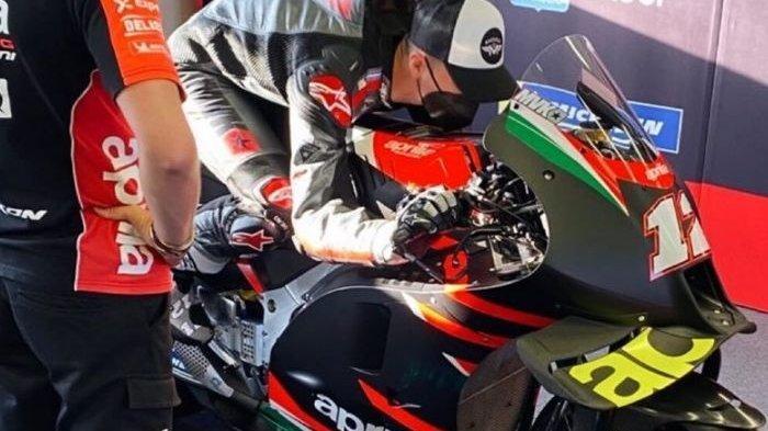 Maverick Vinales Dipinang Aprilia untuk Selesaikan Sisa Musim MotoGP 2021