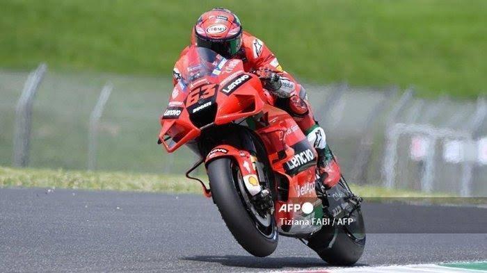 Hasil Kualifikasi MotoGP Aragon, Murid Valentino Rossi Pole Position, Marc Marquez Lepas 3 Besar