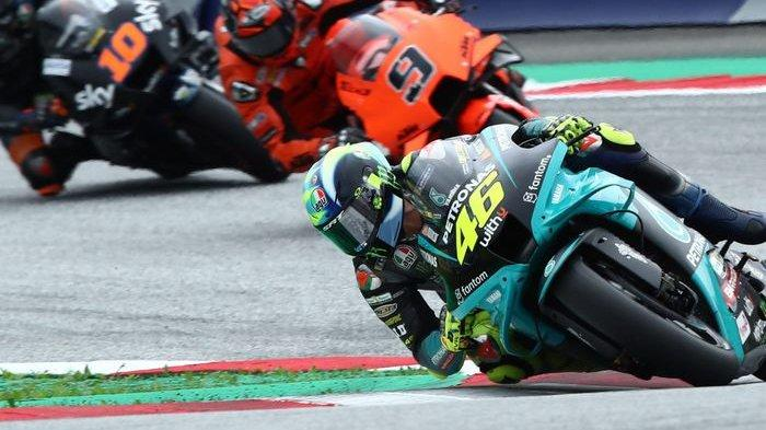 Jadwal MotoGP 2021 Seri 16 MotoGP San Marino, Ini Sisa Beban Valentino Rossi