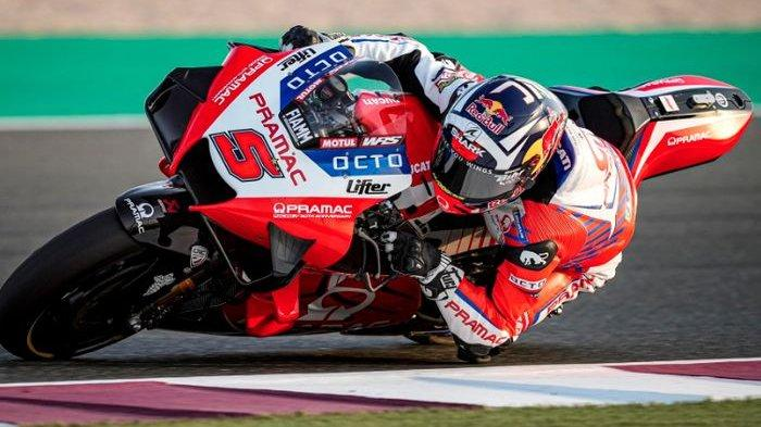 Hasil FP MotoGP Prancis 2021 di Sirkuit Le Mans, Johann Zarco Jadi yang Tercepat