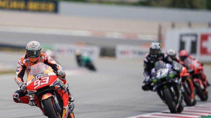 Live Streaming Jadwal MotoGP Amerika Serikat, Marc Marquez Ganggu Persaingan Bagnaia dan Quartararo