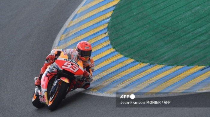 Jelang Jadwal MotoGP 2021 Seri 13 MotoGP Aragon, Marc Marquez Diperingatkan Murid Valentino Rossi