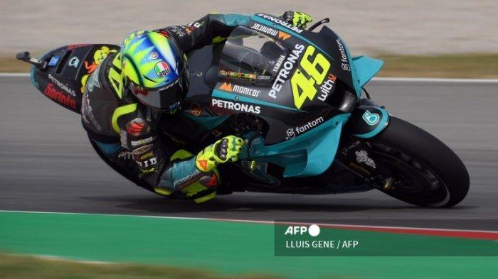 Jelang MotoGP Jerman 2021, Legenda Balap Superbike Lihat Sinyal Valentino Rossi Harus Pensiun
