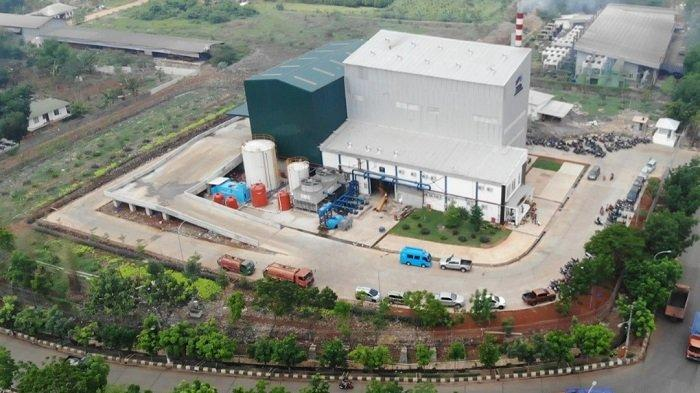 PLTSa di Bantargebang Mampu Mengubah Ribuan Ton Sampah Jadi Energi