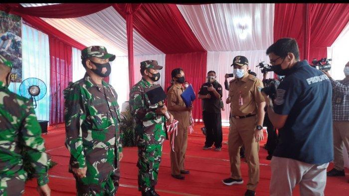 Jalan Rusak Sulit Dilintasi, TMMD 111 Sasar Pembangunan di Desa Jambe Kabupaten Tangerang