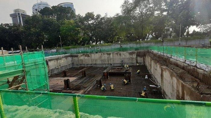 Rekayasa Arus Lalu Lintas Dilakukan Mulai 22 Juli Imbas Pembangunan Stasiun MRT Monas dan Thamrin