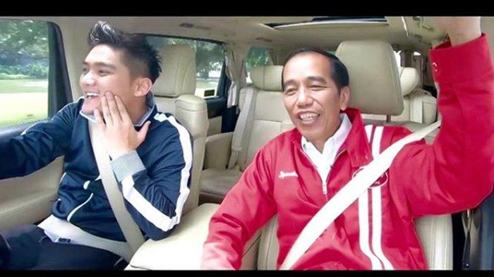 Boy William Kaget Kasih Jokowi Tumpangan: Terungkap Cita-citanya Hingga Cara Bobby Dekati Kahiyang