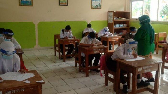 Uji Coba Belajar Tatap Muka di Kepulauan Seribu Baru Berjalan di Satu Sekolah