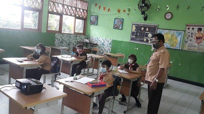Ragam Kejadian Unik dan Curhat Siswa Belajar Tatap Muka di Jakarta, Tersesat Hingga Ingat Pesan Mama