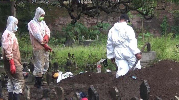 Sudah Empat Jam Dikubur, Makam Jenazah Covid-19 Harus Dibongkar, Begini Ceritanya