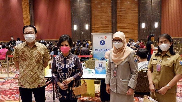 11 Mall di Jakarta Jadi Sentra Vaksinasi Covid-19 Untuk UMKM