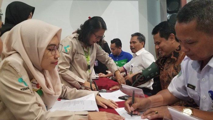 Jelang Natal dan Tahun Baru, Pengawasan Kesehatan Penumpang di Bandara Soekarno-Hatta Diperketat