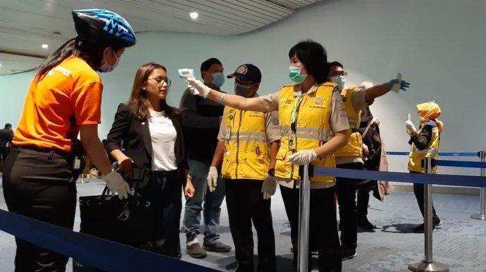 Tangkal Covid-19, Sehari Ini Petugas Bandara Soekarno-Hatta Sempat Kewalahan Pindai 12.000 Penumpang