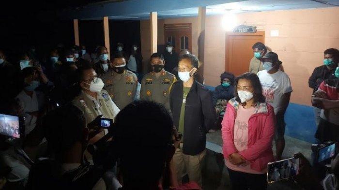 Viral Video Warga Diduga Aniaya Pasien Covid-19, Pemkab Buka Suara: Bukan Kekerasan, Mereka Peduli