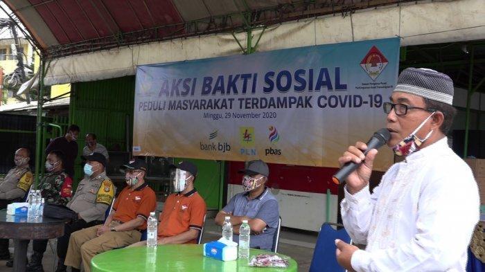 Pemerintah Bagikan Sembako Door to Door ke Masyarakat Terdampak Covid-19