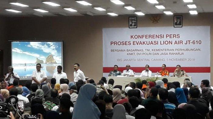 Lion Air Dikabarkan Bakal Stop Akomodasi Penginapan Gratis untuk Keluarga Korban PK-LPQ