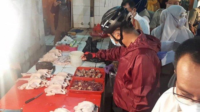 Jelang Ramadan, Pemkot Jakarta Timur dan BPOM Sidak di Pasar Tradisional Jatinegara