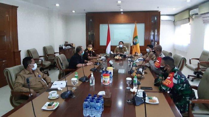 PSBB Kota Tangerang Resmi Diperpanjang Kembali Selama 1 Bulan