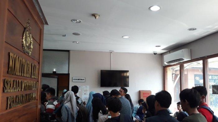 Sepekan Jelang Pembukaan CPNS, Pembuat SKCK Penuhi Polres Jakarta Barat