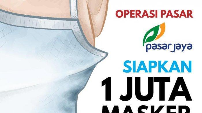 240 Toko Sepakati Operasi Pasar Masker, Pasar Jaya: Yang Melanggar Disanksi