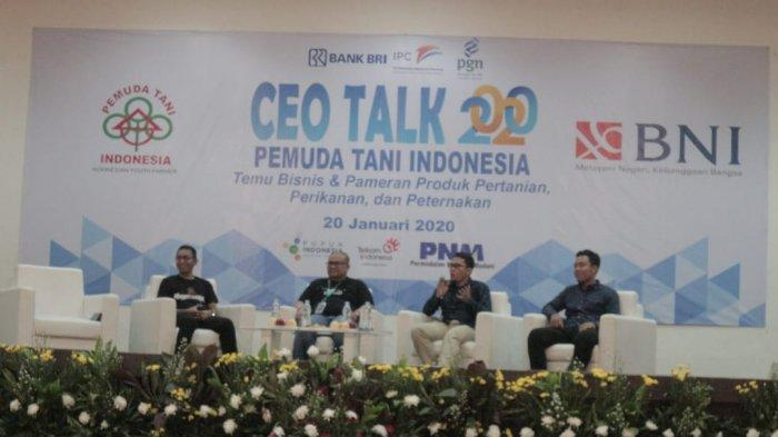 Pemuda Tani Indonesia Gelar CEO TALK 2020