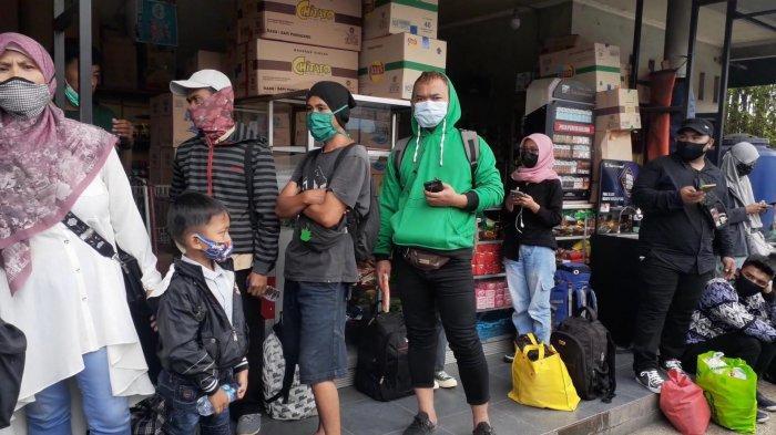 Sepekan Setelah Lebaran 2021, Arus Mudik di Tangerang Selatan Kembali Melonjak