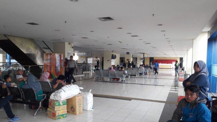H+4 Lebaran, 8.233 Pemudik Tiba di Terminal Pulo Gebang