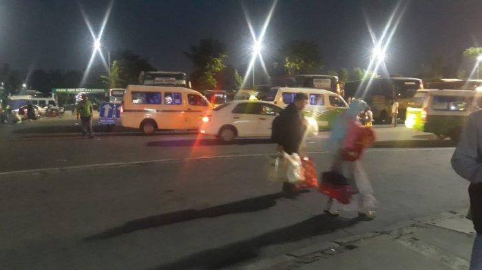Hingga Malam Ini, Tercatat Sekitar 7 Ribu Pemudik Tiba di Terminal Kalideres