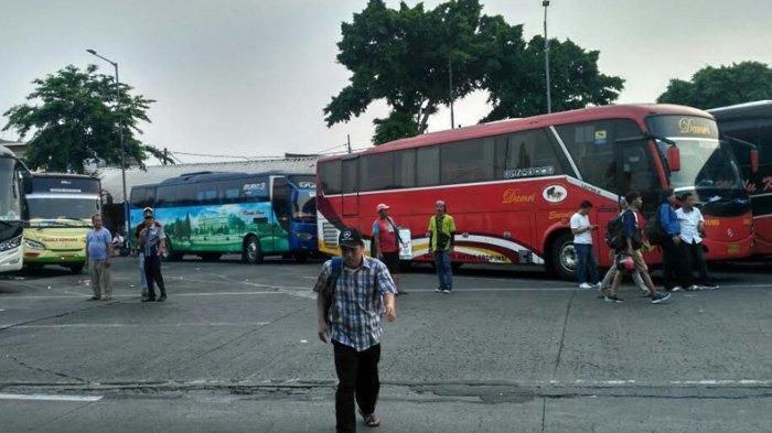 Kepala Terminal Kalideres Sebut Kewenangan Penghentian Layanan Bus AKAP Ada di Pemprov DKI