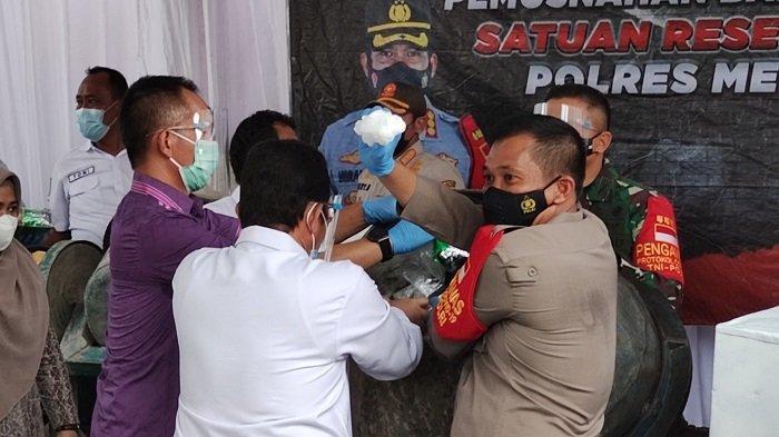 302 Kilogram Sabu Dimusnahkan Sat Narkoba Polrestro Depok