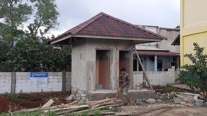 Begini Penampakan WC Seharga Rp196,8 Juta di SDN Mangunjaya 04 Tambun Selatan Bekasi