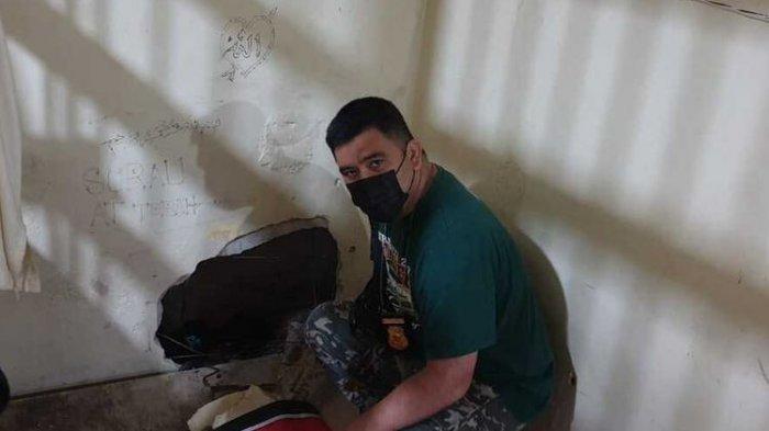 Pura-pura Mengaji, Dua Tahanan Ternyata Bobol Tembok Penjara Pakai Sendok untuk Melarikan Diri