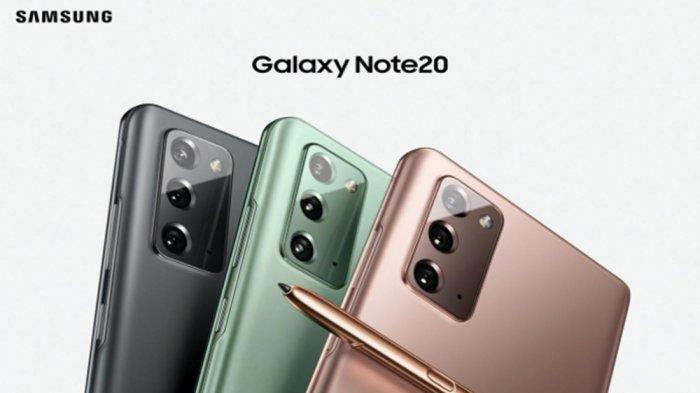 Galaxy Note20 Ultra Bukti Samsung Konsisten di Seri Note dengan Teknologi Termutakhir