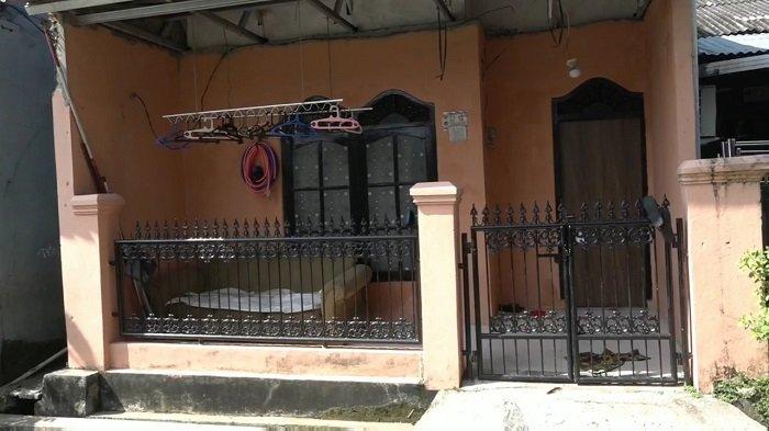 Rumah DPO Terduga Teroris Arif Rahman di Pesanggrahan Sepi