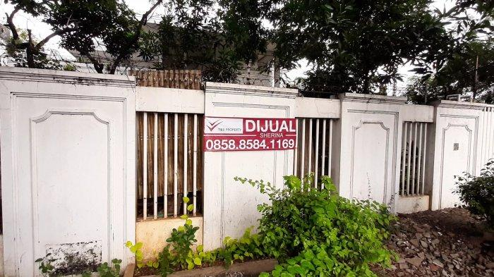 Plang Dijual Tertempel di Pagar, Hasrat Otak Pelaku Preteli Perabotan di Rumah Mewah Kebon Jeruk