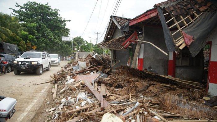 Longsoran Erupsi Gunung Anak Krakatau Jadi Penyebab Tsunami Selat Sunda, Ini Analisa Ahli Geologi