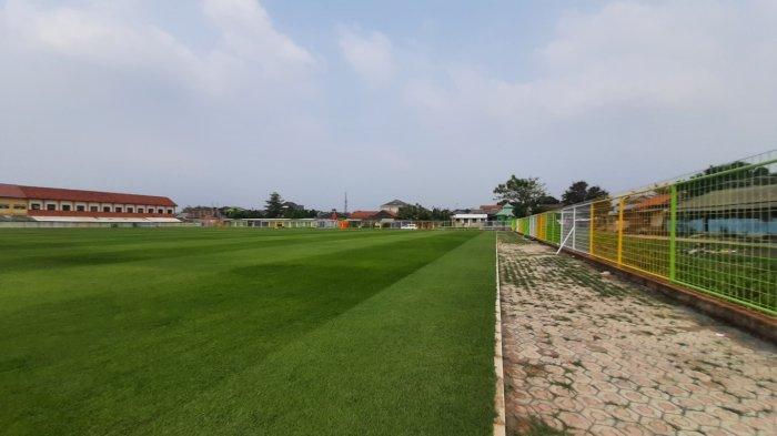 Rumput Standar FIFA, Stadion Mini Desa Setiamekar Ternyata Dibangun Pakai APBN Senilai Rp 2 Miliar