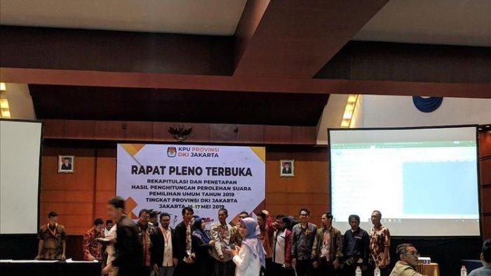 Ada 4, Ini Daftar Nama Anggota DPD RI dari Pemilihan DKI Jakarta yang Mendapatkan Suara Terbanyak