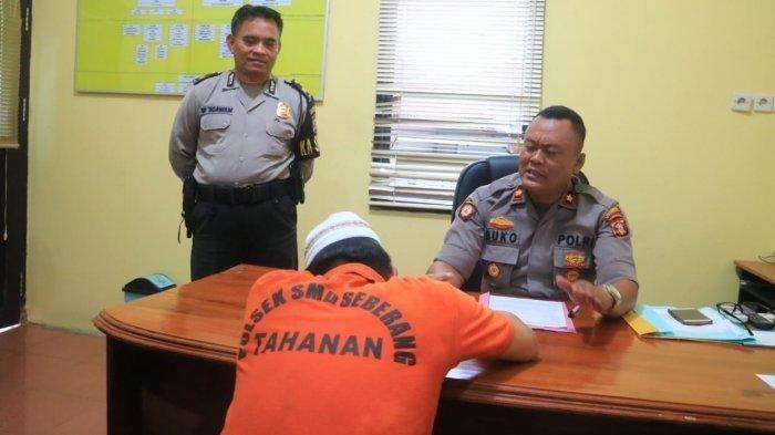 Cabuli Anak Kandung Sejak Usia 11 Tahun, Pria Ini Menangis Minta Polisi Tak Beri Tahu Istrinya