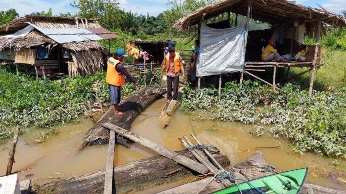 Bocah 8 Tahun Diterkam Buaya Ganas di Sungai Tempakul, Jasad Masih Utuh di Dalam Perut Buaya