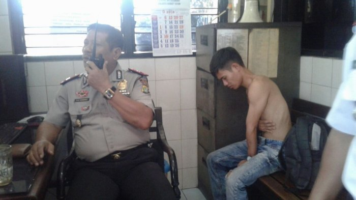 30 Kali Beraksi, Pencopet Ini Akhirnya Kepergok dan Nyaris Dikeroyok di Transjakarta