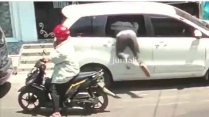 Mobil Kru Trans 7 Kemalingan di Sunter: Pelaku Pakai Modus Pecah Kaca dan Terekam CCTV