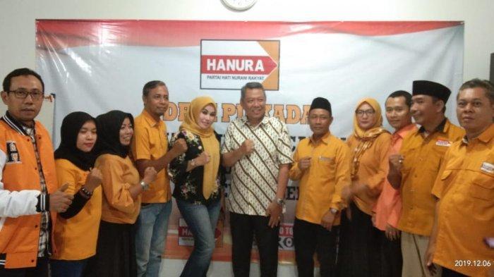 Buka Penjaringan Calon Wali Kota Tangsel, 11 Orang Daftar ke Partai Hanura