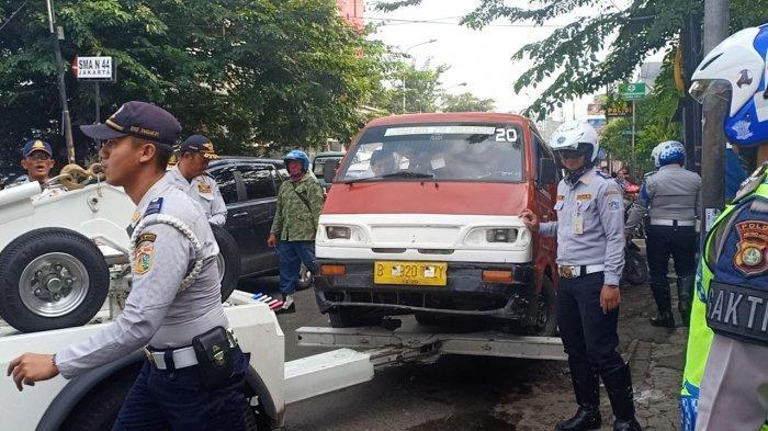 Kerap Derek Pengemudi Yang Sama, Sudin Perhubungan Jakarta Timur Akui Kurang Personel
