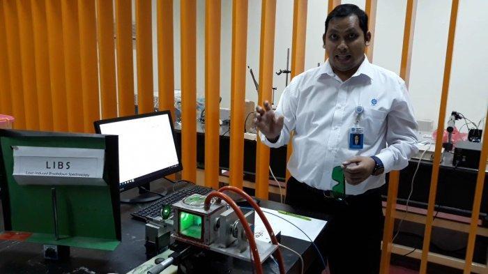 Ternyata Indonesia Punya LIBS, Mesin Laser Pengidentifikasi Racun Pada Makanan Hingga Umur Fosil